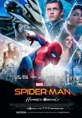 download full movie spiderman homecoming in hindi hd