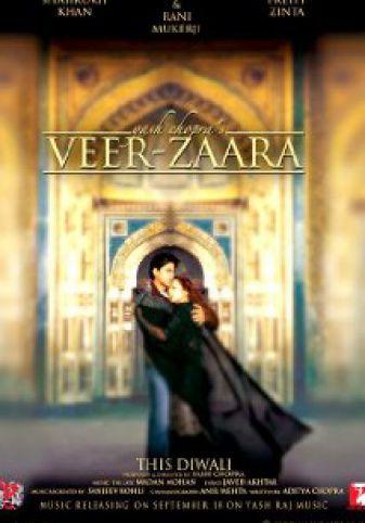 Veer-zaara movie songs