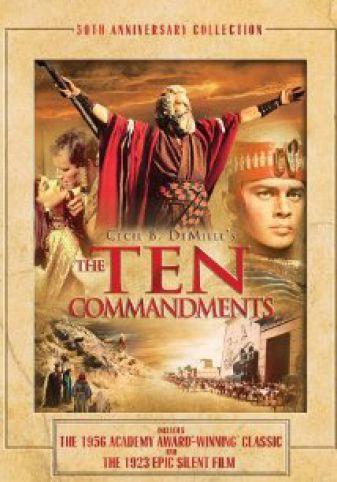 ten commandments 1956 telugu dubbed movie