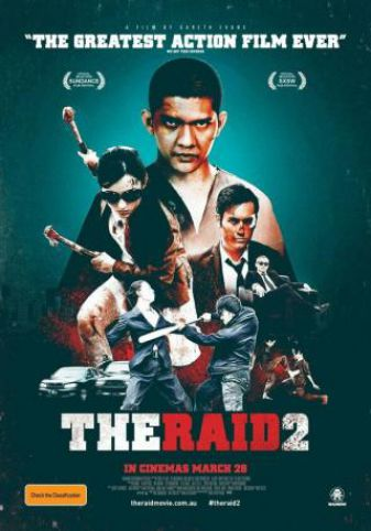 the raid redemption indonesia audio track download